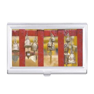 Porte-cartes De Visite Bells bouddhistes au temple de Doi Suthep