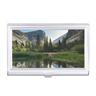 Porte-cartes De Visite Lac mirror, Yosemite