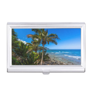 Porte-cartes De Visite Littoral tropical