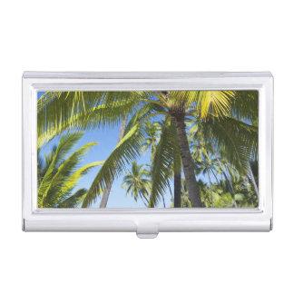 Porte-cartes De Visite Palmiers, parc historique national Pu'uhonua o