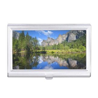 Porte-cartes De Visite Réflexion de Yosemite