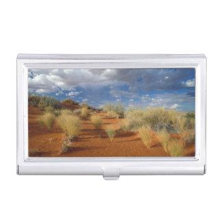 Porte-cartes De Visite Scène de désert de Kalahari, Kgalagadi 2