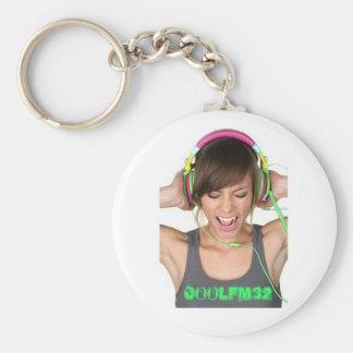 Porte clé COOLFM32 Porte-clé
