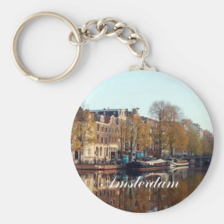 Porte - clé d'Amsterdam Porte-clés