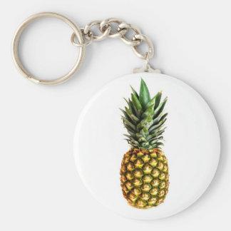 Porte - clé d'ananas porte-clé rond
