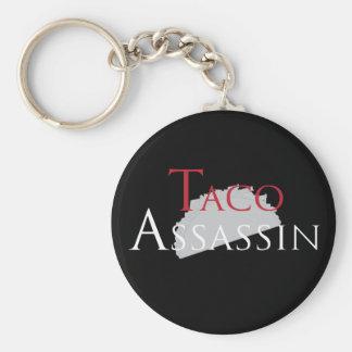 Porte - clé d'assassin de taco porte-clés