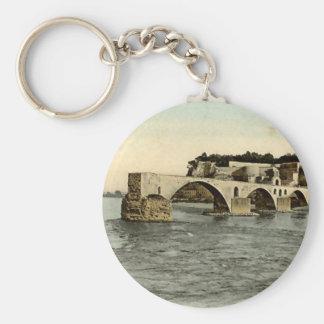 Porte - clé - d'Avignon de Le Pont Porte-clé Rond