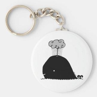 Porte - clé de baleine porte-clés
