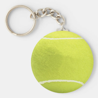 Porte - clé de balle de tennis porte-clé rond