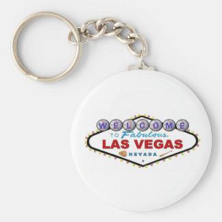 Porte - clé de base-ball de Las Vegas Porte-clé Rond