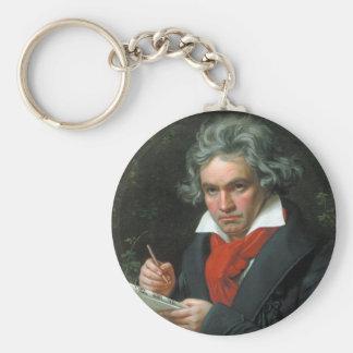 Porte - clé de Beethoven Porte-clés