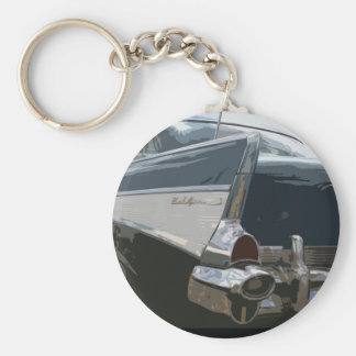 Porte - clé de Bel Air de 57 Chevy Porte-clés