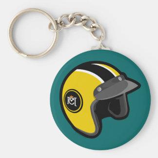 Porte - clé de casque de cm porte-clé rond