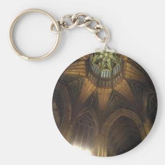 Porte - clé de cathédrale d'Ely Porte-clé Rond