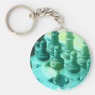 Porte - clé de champion d'échecs porte-clés