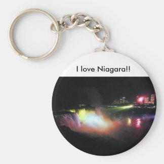 Porte - clé de chutes du Niagara Porte-clés