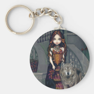 """Porte - clé """"de comtesse de loup"""" porte-clés"""