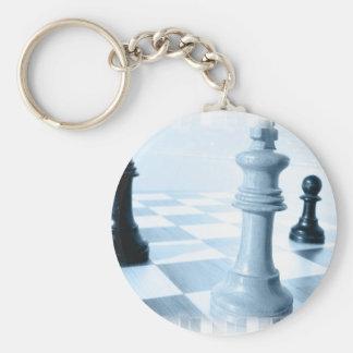 Porte - clé de conception d'échecs porte-clés