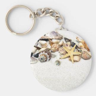 Porte - clé de coquillages porte-clés