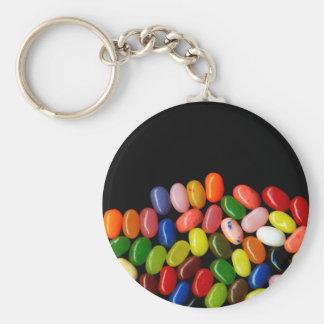 Porte - clé de dragée à la gelée de sucre porte-clés