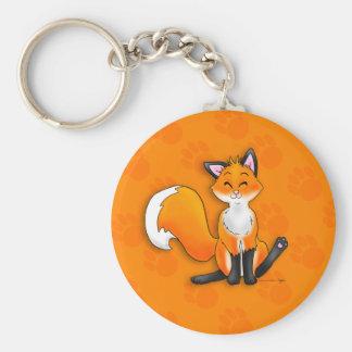 Porte - clé de Fox Porte-clé Rond