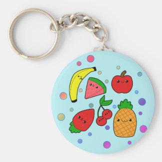 Porte - clé de fruits porte-clés