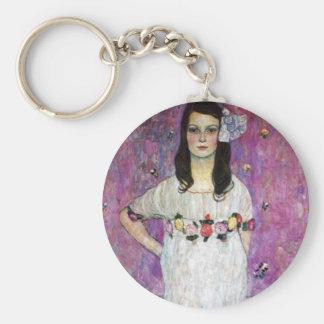 Porte - clé de Gustav Klimt Mada Primavesi Porte-clés