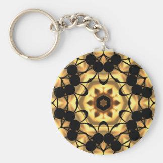 Porte - clé de kaléidoscope porte-clés