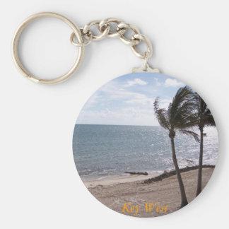 Porte - clé de Key West Porte-clé Rond
