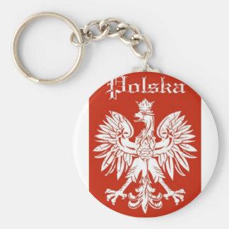 Porte - clé de la Pologne Porte-clés