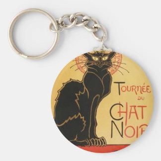 Porte - clé de Le Chat Noir Porte-clé Rond