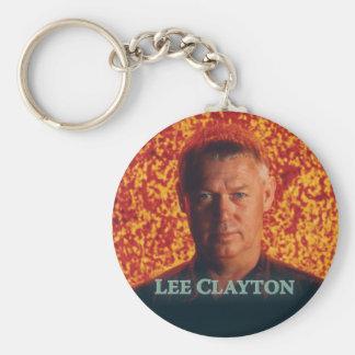 Porte - clé de Lee Clayton Porte-clé Rond