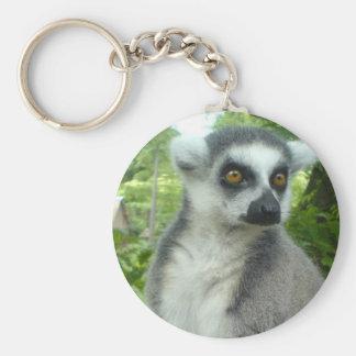 Porte - clé de lémur du Madagascar Porte-clé