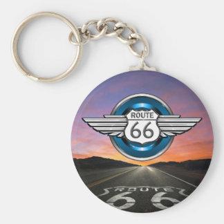Porte - clé de l'itinéraire 66 - SRF Porte-clés