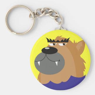 Porte - clé de loup-garou porte-clés