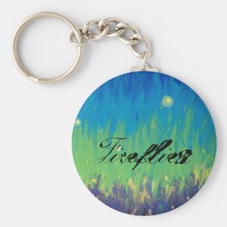 Porte - clé de lucioles porte-clés