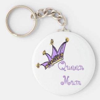 Porte - clé de maman de la Reine Porte-clés