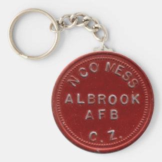 Porte - clé de marque de désordre d'Albrook AFB Porte-clés