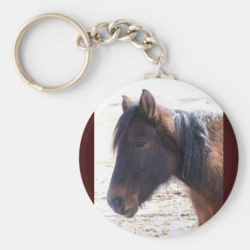 Porte - clé de mustang de Navajo Porte-clefs