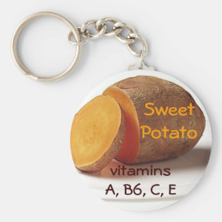 porte - clé de patate douce porte-clés