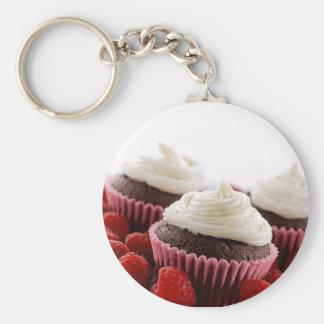 Porte - clé de petits gâteaux porte-clé rond
