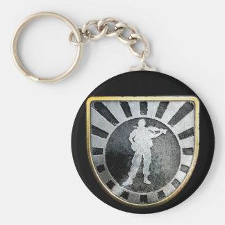 Porte - clé de Pin d'as Porte-clés
