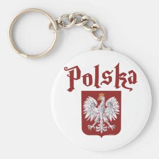 Porte - clé de Polska Porte-clés