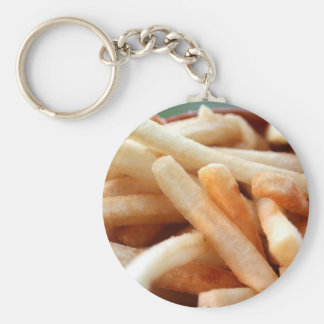 Porte - clé de pommes frites porte-clés