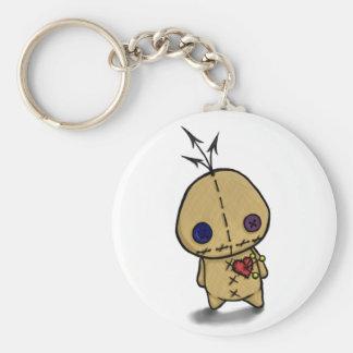 Porte - clé de poupée de vaudou de Grym Porte-clés