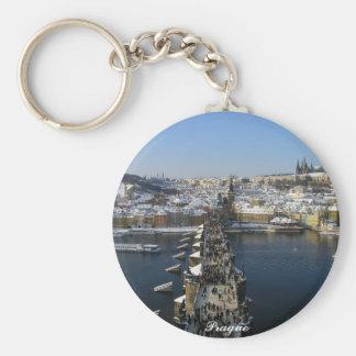 Porte - clé de Prague Porte-clés
