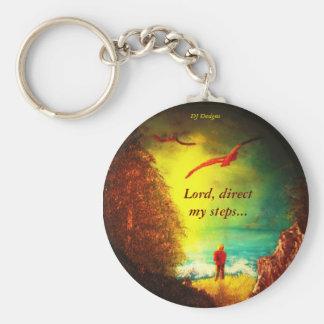 Porte - clé de prière porte-clés