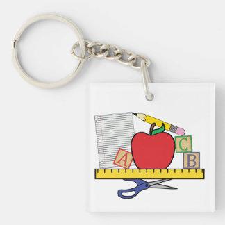 Porte - clé de professeur porte-clefs