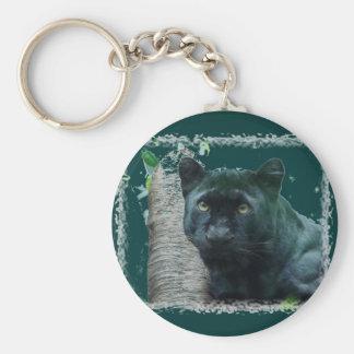 porte - clé de puma porte-clé rond