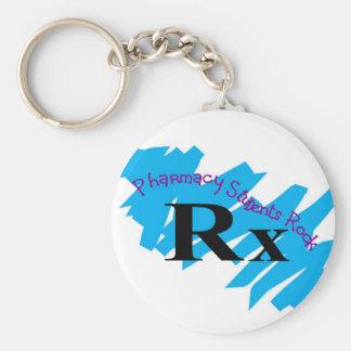 Porte - clé de ROCHE d'étudiants de pharmacie Porte-clés